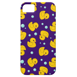Rubber Duckie Pattern iPhone 5 Case