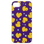 Rubber Duckie Pattern iPhone 5 Cover
