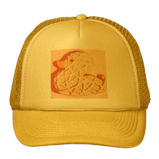 Rubber Duckie Pop Art Trucker Hat
