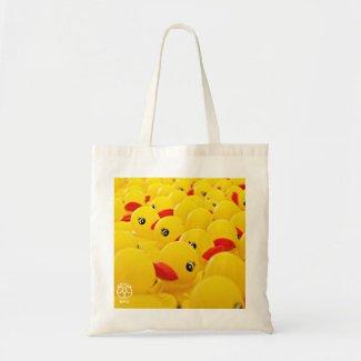 Rubber Duckie Tote Bag bag
