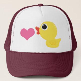 Rubber Duckie Trucker Hat