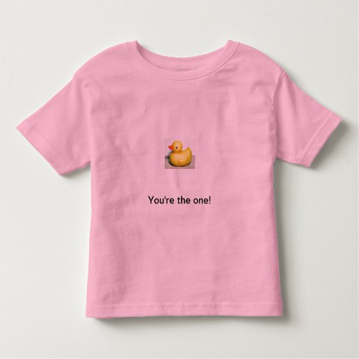 Rubber Duckie Tshirt