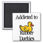 Rubber Duckies Magnets