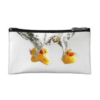 Rubber Ducks Makeup Bag