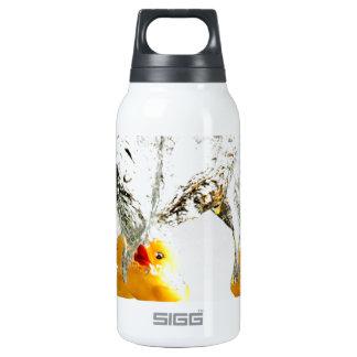 Rubber Ducks Insulated Water Bottle