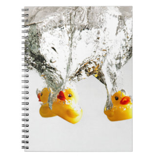 Rubber Ducks Notebook