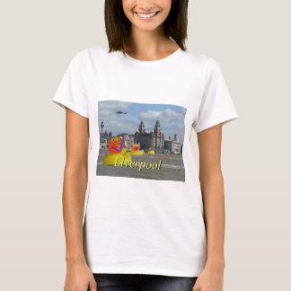 Rubber Ducks On The Mersey T-Shirt