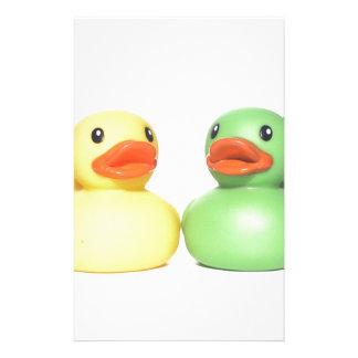 Rubber Ducks Stationery