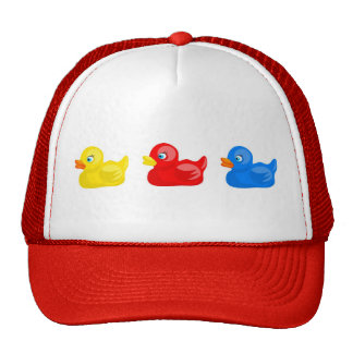 Rubber Ducks Trucker Hat