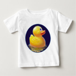 Rubber Duck's Vacation Baby T-Shirt