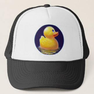 Rubber Duck's Vacation Trucker Hat