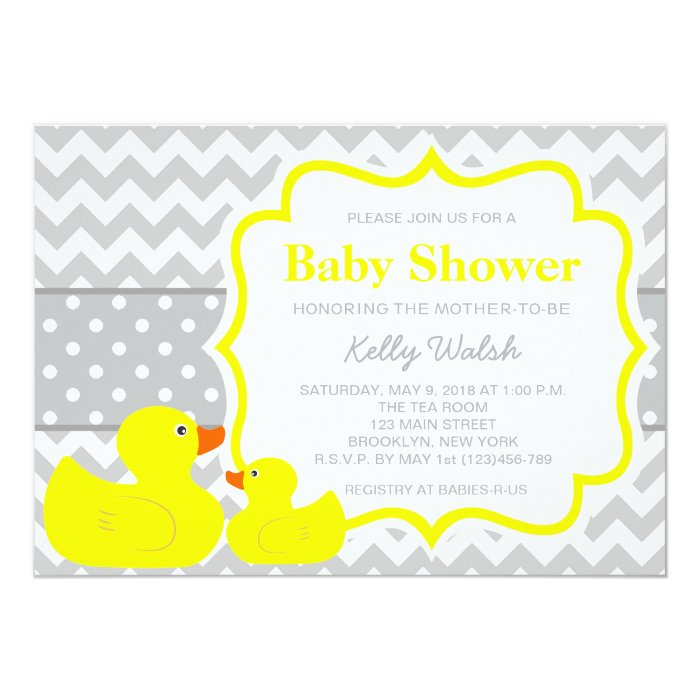 Baby Shower Invitation Card Template for best invitations ideas