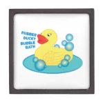 Rubber Ducky Bubble Bath Premium Gift Box