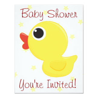 Rubber Ducky Card