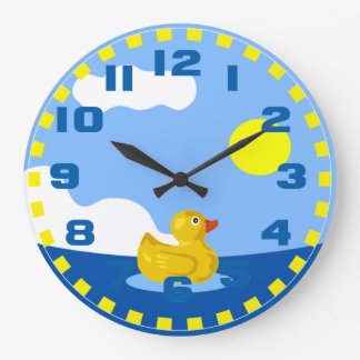 Rubber Ducky Clocks