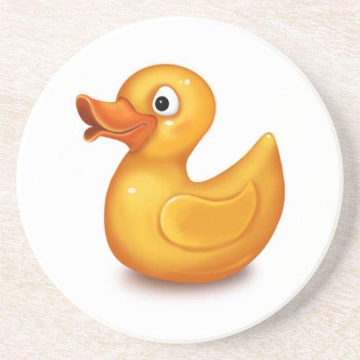 Rubber Ducky Coaster