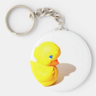 Rubber Ducky - Cute Keychain
