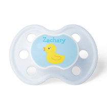 Rubber Ducky Duck Personalized Pacifier