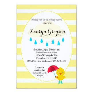 Rubber Ducky Invitations Announcements Zazzle