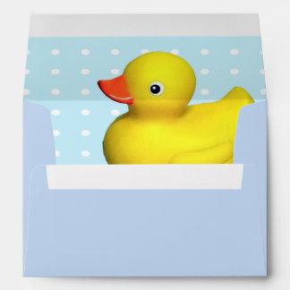 Rubber Ducky Envelope