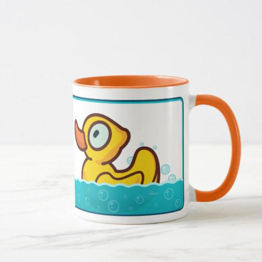 Rubber Ducky Mug