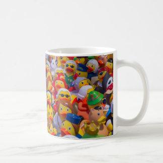 Rubber Ducky Parade Coffee Mug