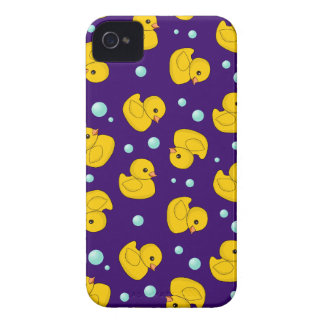 Rubber Ducky Pattern Case-Mate iPhone 4 Cases