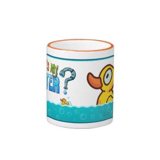 Rubber Ducky Ringer Mug