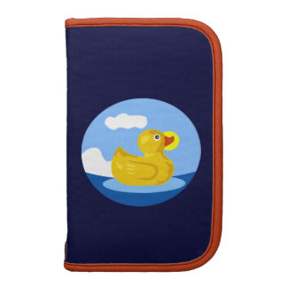 Rubber Ducky Travels the World planner