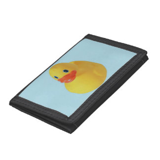 Rubber Ducky Trifold Wallet