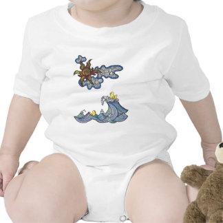 Rubber Ducky Bodysuit