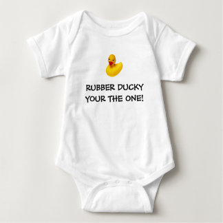 RUBBER DUCKY YOUR THE ONE! TEE SHIRT