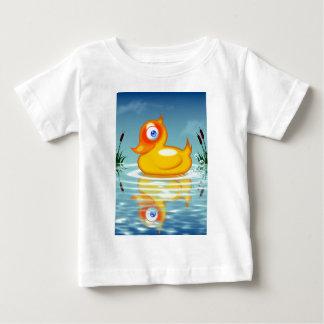Rubber Quack Bubbles Baby T-Shirt