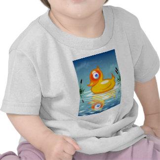 Rubber Quack Bubbles Tshirts