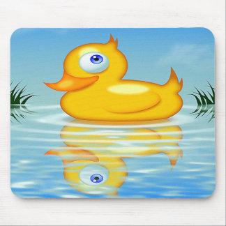 Rubber Quack Mouse Pads