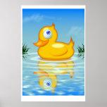 Rubber Quack Posters