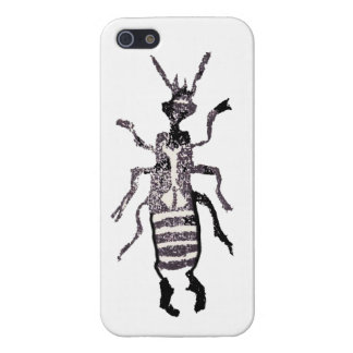 Rubber Stamp, Earwig iPhone SE/5/5s Cover