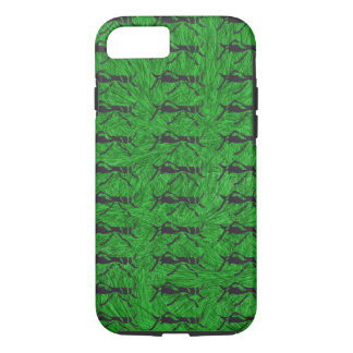 Rubber Stamp, Spur Throated Grashoppers iPhone 7 Case