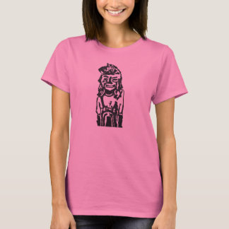 Rubber Stamp, 'the Girls and pinkyjain T-Shirt