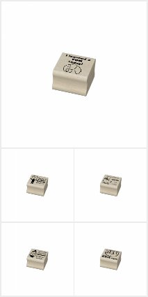 Rubber Stamps for Teachers