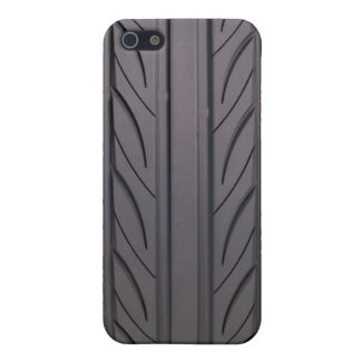 Rubber tire case for iPhone SE/5/5s