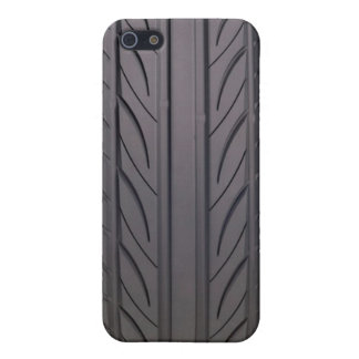Rubber tire iPhone SE/5/5s cover