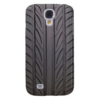 Rubber tire samsung galaxy s4 case