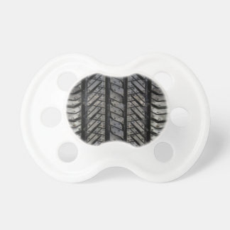 Rubber Tire Thread Automotive Style Decor Pacifier