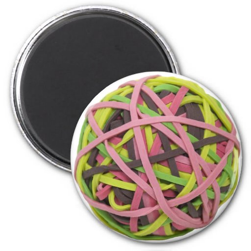 RubberbandBall042310 Magnet