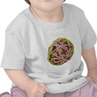 RubberbandBall042310 T-shirts