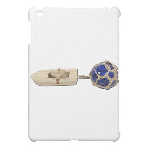 RubberBandBoatGlassFloat070911 iPad Mini Cover