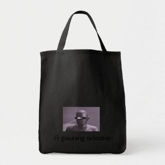 rubbernecker tote bag