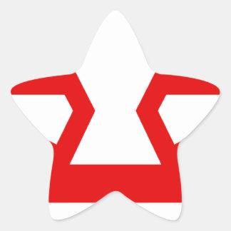 Rubbernorc Nogl (N.O.G.L.) symbol Stickers