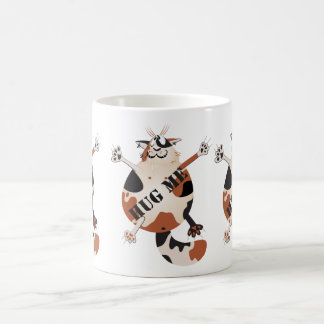 Rubbish Cat Coffee Mug